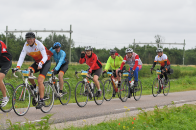 Fluffy Ride team Homeride Ronald MCDonald huizen
