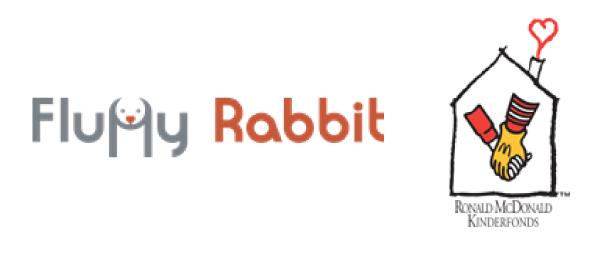 Fluffy Rabbit Logo