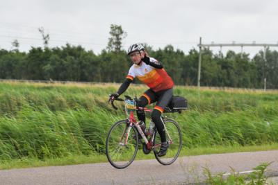 Op de fiets een grote afstand af leggen voor Ronald MCDonald huizen